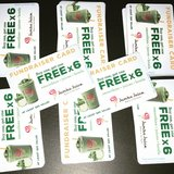Jamba Juice Fundraiser cards! in Vista, California