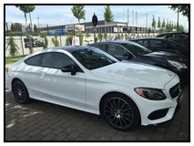 2017 Mercedes-Benz C300  Coupe* 241 Horses* LOADED!! in Wiesbaden, GE