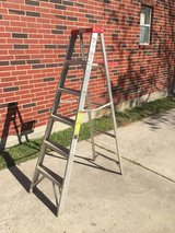 Aluminum ladder in Kingwood, Texas