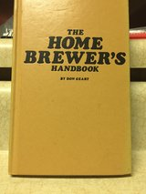 """Home Brewer's Handbook""  - BOOK - in Fort Leonard Wood, Missouri"