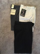 3 Pairs of Men's Khakis - Bugle Boy, Croft and Barrow, and Sonoma 32 x32 in Bartlett, Illinois