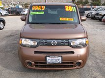 "2011 NISSAN CUBE 4CLY AUTO . 'LOADED "" 31MPG HWY .......$5695 in 29 Palms, California"