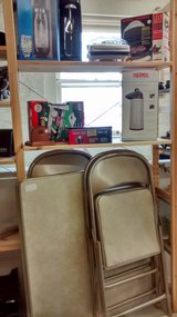 Card Table and 4 chairs in Naperville, Illinois