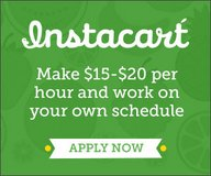 Instacart Shopper in Hemet, California
