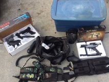 paintball guns & acces. in Vista, California