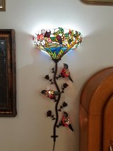 Stained Glass Wall Lamp in Fort Leonard Wood, Missouri