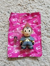 Cartoon Network WIRT Figure in Camp Lejeune, North Carolina