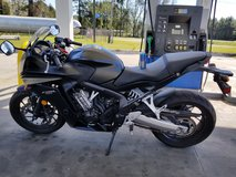 2015 CBR 650F Motorcycle with ABS. 4300 miles in Hinesville, Georgia