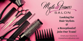 Stylist & Receptionist in Wilmington, North Carolina