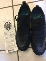 Worn Once -- Mecurial X Fina Girls Soccer Shoes, sz. 7.5 in Vista, California