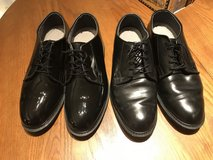 2 pair of Bates shoes size 10E in Wiesbaden, GE