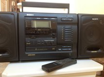 Sony Boombox in Conroe, Texas