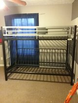 Bunk bed day bed combo in Fort Leonard Wood, Missouri