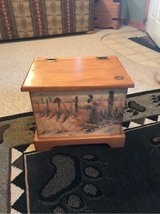 pheasants forever hinged box in Fort Riley, Kansas