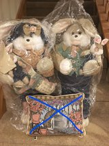 2pc Easter Bunny Set in Glendale Heights, Illinois