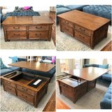 Coffee Table with Lift Top in Beaufort, South Carolina