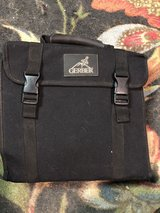 GERBER OFF ROAD SURVIVAL KIT BLACK NYLON CASE NEVER USED in Fort Knox, Kentucky