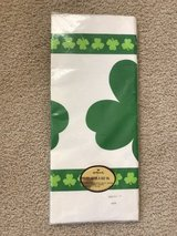 New Hallmark St. Patrick's Day Tablecloth in Chicago, Illinois