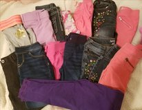 Girls sz4-6 pants in Fort Carson, Colorado