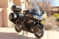 2012 Kawasaki Concours 14 1400 GTR ZX-14 in Las Cruces, New Mexico