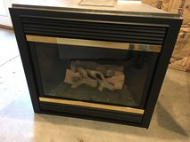 Rear Vent Natural Gas Fireplace (Majestic DV360 RFN) in Fort Riley, Kansas