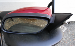 2010 to 2015 ford tauras limated/sho driver side mirror in Dothan, Alabama