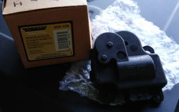 AC heater blend actuator fit Buick Oldsmobile Pontiac and Chevrolet in Dothan, Alabama