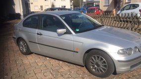BMW 3 Series Compakt 5 Seater AUTOMATIC, A/C, New service, New TÜV Low Miles!! in Ramstein, Germany