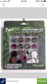 Savage Custom Fidget Spinner kit in Fort Leonard Wood, Missouri