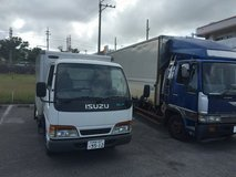 Moving company in Okinawa, Japan
