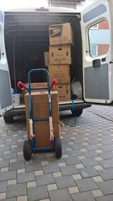 MOVING RELOCATION TRANSPORT DELIVERY SERVICES in Baumholder, GE