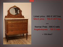 Freddy's - Louis XVI dresser in Ramstein, Germany