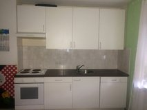 Full Kitchen + Stove with oven + Dishwasher + Fridge in Ramstein, Germany