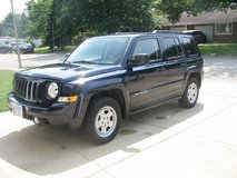 2016 Jeep Patriot Sport, 13,000 miles, one owner in Westmont, Illinois