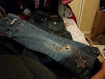 Girls jeans size 5 in Fort Leonard Wood, Missouri