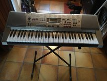 Casio LH94 keyboard with stand/bench in Stuttgart, GE