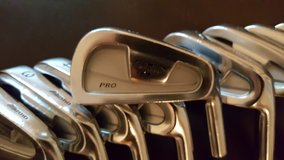 Mizuno T-Zoid Pro iron set, 2 thru PW in Ramstein, Germany