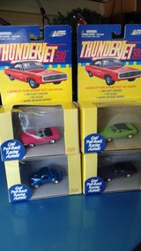 Johnny Lightning Thunderjet 500 cars (PRICE DROP!) in Joliet, Illinois