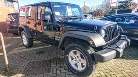 JEEP WRANGLER 2017 in Lakenheath, UK
