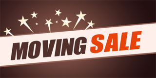 Moving Sale Friday  March 16th 10 am in Shorewood, Illinois