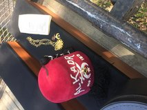 Old hats pretty good  comes with case and gold chain and lil gold neckless in Leesville, Louisiana