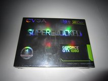 EVGA Super Clocked Geforce GTX1080 8GB new sealed in Brookfield, Wisconsin