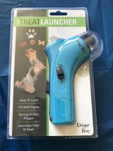 Pet treat launcher in Clarksville, Tennessee