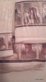 New! Linda Spivey 3 Piece Outhouse Towel Set in Shreveport, Louisiana