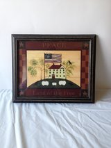 """Framed Picture 9.5"""" x 12"""" in Sandwich, Illinois"""