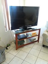 Sony TV and Stand in Yucca Valley, California