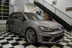 2017 Volkswagen Golf R 4-Door AWD with DCC and Navigation in Cherry Point, North Carolina