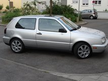 1998 VW GTI, well maintained.  Runs great!!! in Stuttgart, GE