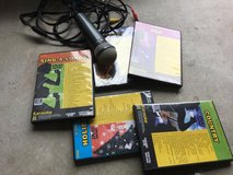 Plug & Sing Karaoke DVD's & Microphone in Kingwood, Texas