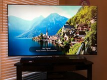 """65"""" Ultra Hd TV with Powerful Sound bar and Sub system. Stand and Blu-ray player in Warner Robins, Georgia"""